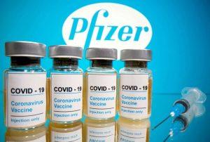 Pfizer vaccine-Milenio Stadium-Canada