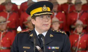 RCMP Commissioner-Milenio Stadium-Canada