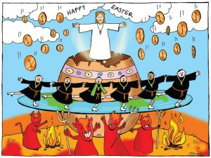 O Vigário de Cristo-mundo-mileniostadium