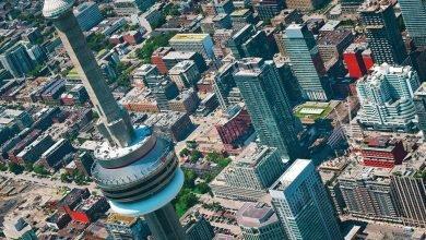 Arrendamento volta a cair em Toronto-canada-mileniostadium