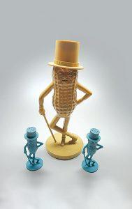 Planters & Mr. Peanut -toronto-mileniostadium