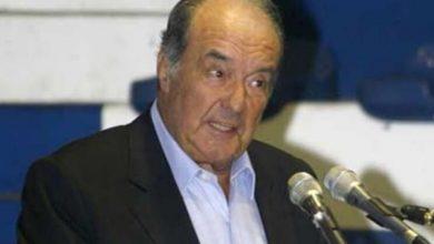 Belenenses lamenta morte de antigo presidente