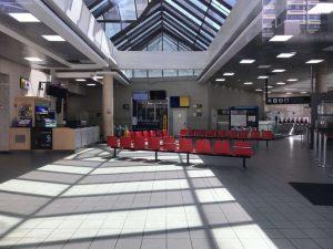 Bus depot-Milenio Stadium-Ontario