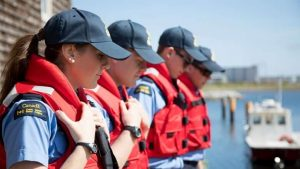 Canadian Coast Guard moving toward gender-neutral uniforms-Milenio Stadium-Canada