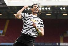 Cavani renova por uma temporada com o Manchester United