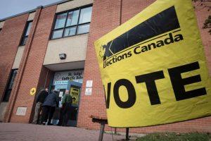 Elections-Milenio Stadium-Canada