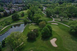 Golf course-Milenio Stadium-Ontario