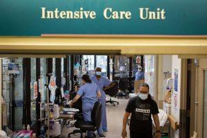Intensive Care Unit-Milenio Stadium-Ontario