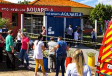 milenio stadium - A teenager invades a nursery in Brazil and kills two babies