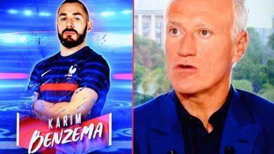 Karim Benzema regressa à seleção francesa seis anos depois