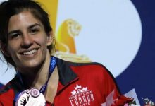 Michelle Fazzari's family says the Canadian Olympic wrestler is fighting cancer-Milenio Stadium-Ontario