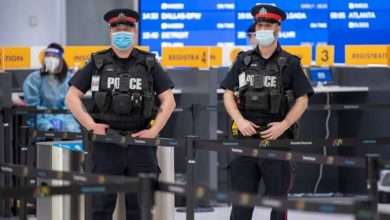 More than 500 air passengers fined for defying hotel quarantine rules after landing in Vancouver and Toronto-Milenio Stadium-Canada