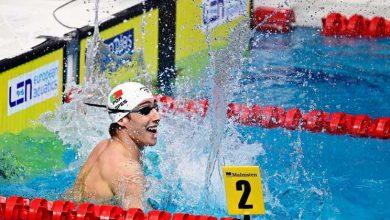 Nadador José Paulo Lopes alcança mínimos nos 800 metros livres