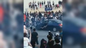 Pickering, Ont., mayor blasts car rally that draws more than 300 to parking lot in city east of Toronto-Milenio Stadium-Ontario