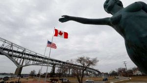 Preliminary talks on lifting Canada-U.S. border restrictions underway-Milenio Stadium-Canada
