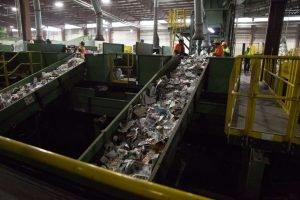 Recycling-Milenio Stadium-Ontario