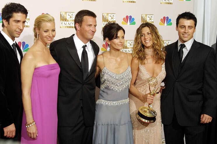 "Regresso de ""Friends"" já tem data marcada"