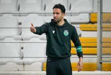 Rúben Amorim suspenso por seis dias