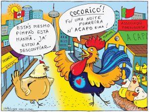 Cultura Cock-a-Doodle-Doo-toronto-mileniostadium