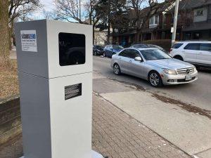 Speed cameras-Milenio Stadium-Ontario