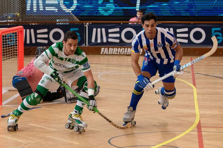 Sporting vence F. C. Porto e sagra-se campeão europeu pela terceira vez