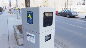 Toronto moves 50 speed cameras to new spots in attempt to get drivers to slow down-Milenio Stadium-Ontario