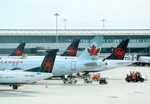 Air Canada-Milenio Stadium-Canada
