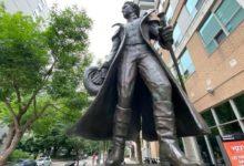 BIA calls on city to remove statue of Alexander Wood in Toronto's gay village-Milenio Stadium-Ontario