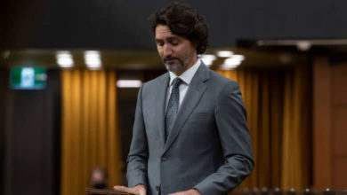 'Canada's responsibility'- Trudeau responds to report of unmarked graves at residential school site-Milenio Stadium-Canada