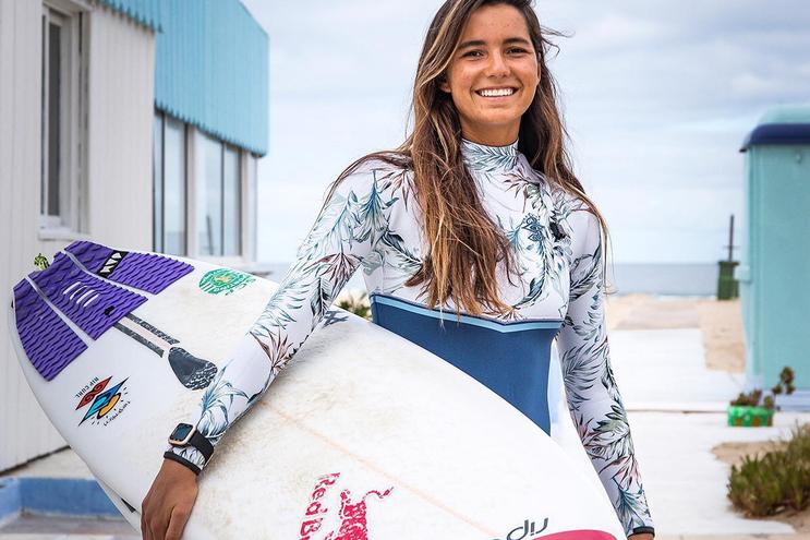 Cinco portugueses na terceira ronda dos Jogos Mundiais de Surf