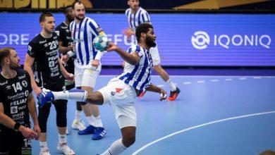 F. C. Porto campeão de andebol invicto