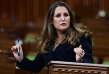 Freeland blasts Air Canada for paying $10M executive bonuses while receiving bailout-Milenio Stadium-Canada