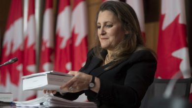 Freeland optimistic some emergency COVID-19 supports can end this fall-Milenio Stadium-Canada