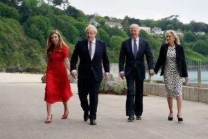 G7 summit June 10 2021-Milenio Stadium-Canada