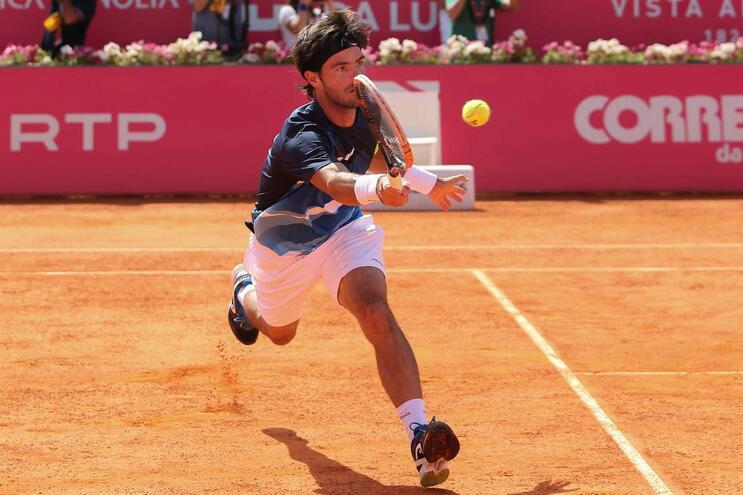 Gastão Elias perde em Itália