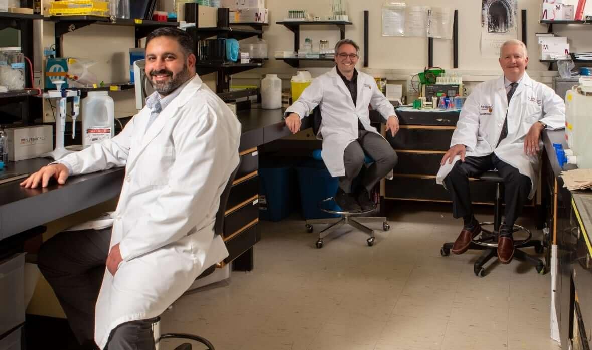 McMaster researchers-Milenio Stadium-Canada