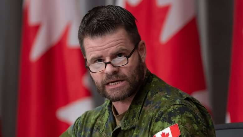 Military's 2nd-in-command resigns post after golfing with Jonathan Vance-Milenio Stadium-Canada