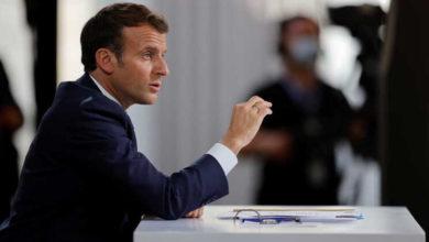 Ministério Público pede 18 meses de prisão para homem que agrediu Macron - milenio stadium - mundo