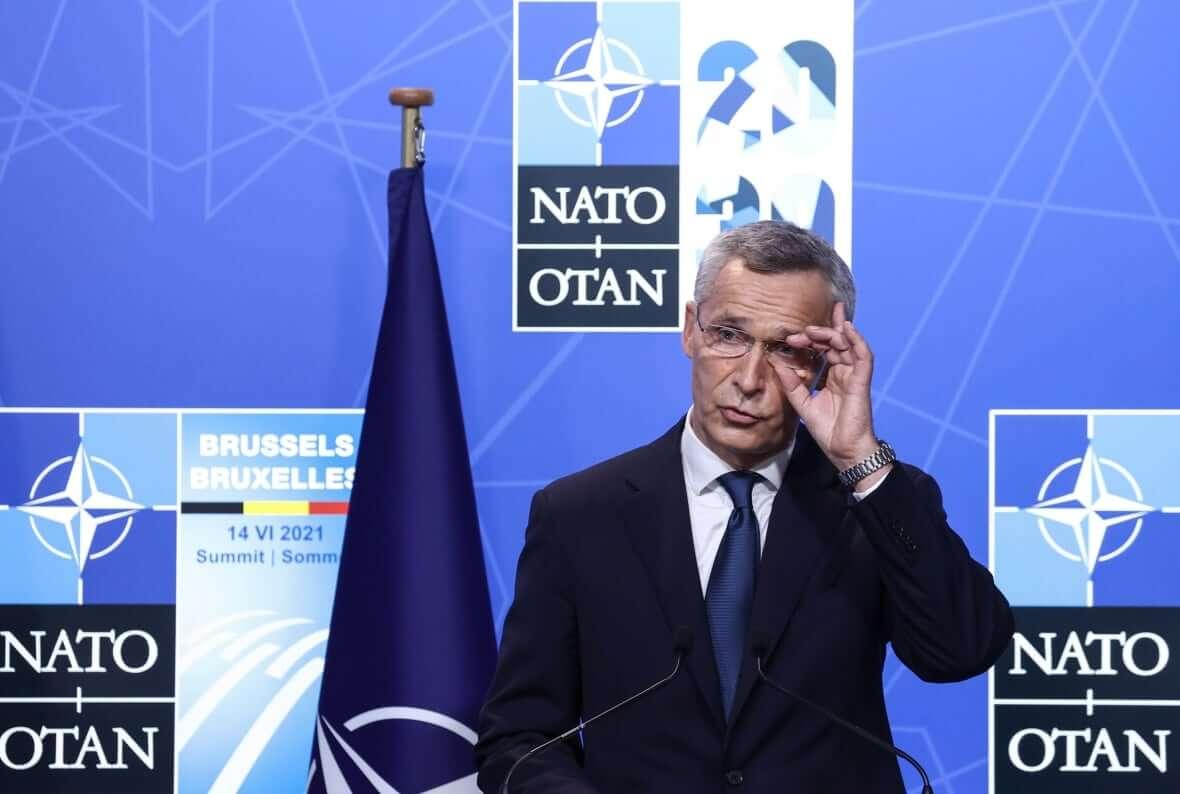 NATO Secretary General-Milenio Stadium-Canada