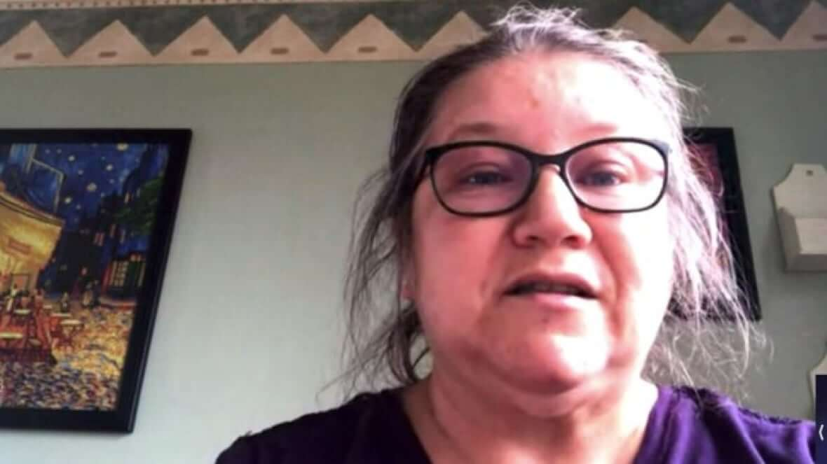 Nurse Sylvie Morin-Milenio Stadium-Canada