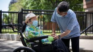 Ontario eases restrictions on long-term care residents, updates guidance to allow vaccine mixing-Milenio Stadium-Ontario