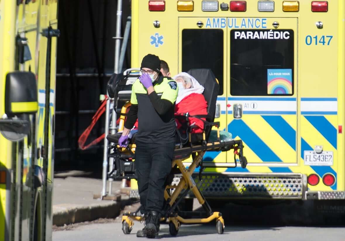 Paramedics-Milenio Stadium-Canada