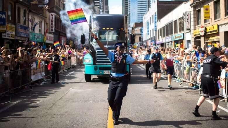 Pride Toronto took $250K federal grant to mark controversial milestone, bolster ties with police-Milenio Stadium-Ontario