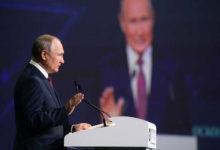 """Putin promulga lei que retira a Rússia do tratado """"Céus Abertos"""""""