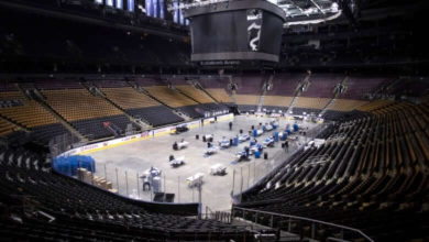 Scotiabank Arena to host COVID-19 vaccine clinic with 10,000-plus doses available-Milenio Stadium-Ontario