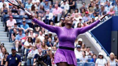 Serena Williams passa à terceira ronda do Roland Garros