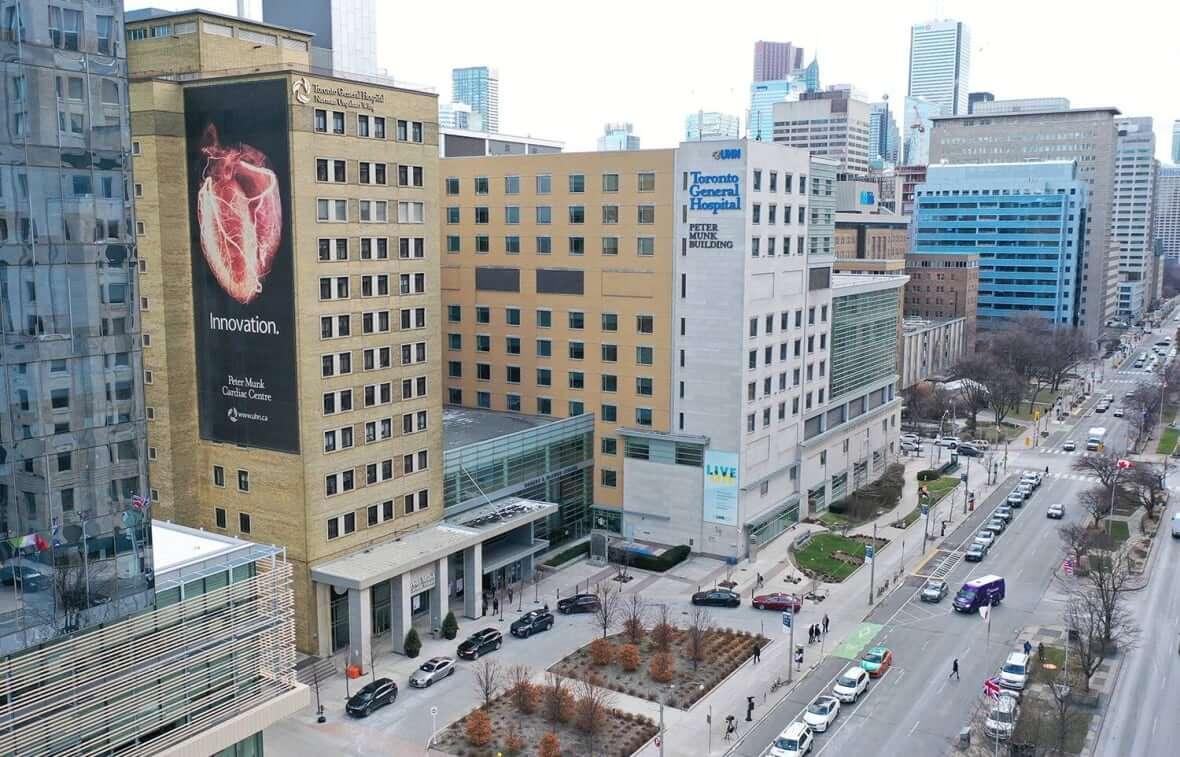 Toronto General Hospitals-Milenio Stadium-Canada