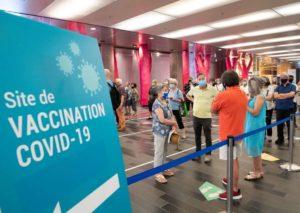 Vaccination campaign-Milenio Stadium-Canada