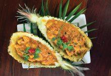 Frango com ananás-culinaria-mileniostadium
