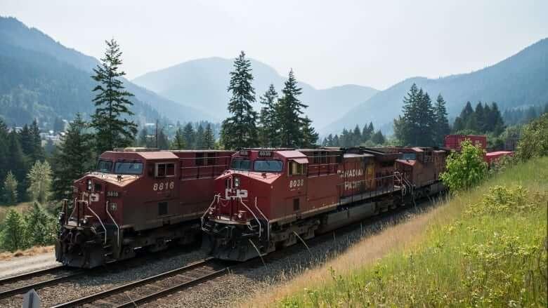 B.C. wildfires damaged key rail lines, backlogging Canada's freight supply chain-Milenio Stadium-Canada